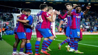 صورة برشلونة يعلن إصابة نجمه وغيابه عن مباراة رايو فايكانو