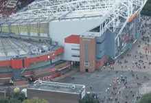 صورة قبل نهاية المباراة.. جماهير مانشستر يونايتد تغادر الملعب بعد هدف ليفربول الخامس- صور