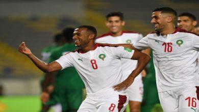 """صورة رسميا.. المغرب يرتقي في الترتيب العالمي والقاري لـ""""فيفا"""" ويتقدم على الجزائر"""