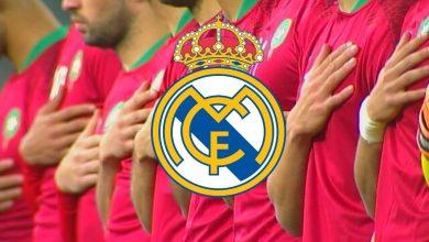 صورة ريال مدريد يبدي اهتمامه بالتعاقد مع نجم مغربي