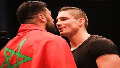 صورة ريكو يتوعد بنصديق ويحسم في نتيجة النزال قبل مواجهة المغربي