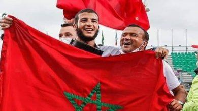 """صورة زهير سنيسلة لموقع """"سيت أنفو"""": """"احتفاء المغاربة بنا كان لا يوصف وأكبر مكسب.. ومشاكلنا تبقى مادية"""""""